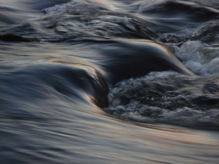 Rushing water Simon Varwell
