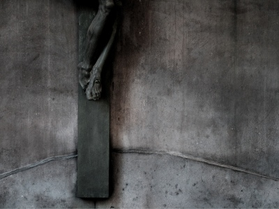 Jesus photography Rudolf Vlček