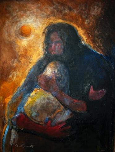 Jesus Wept by Daniel Bonnell