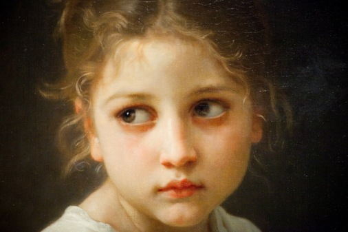 Her Photographic Memory, William-Adolphe Bouguereau