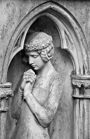 Silent Prayer by Neil Gallop
