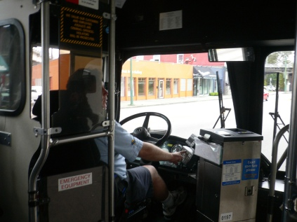Most friendly bus driver in Vancouver by Dewolfs