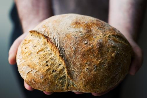 fresh bread bram Cymet