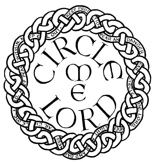 circle me Lord