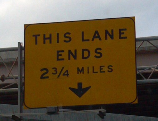 This-lane-ends-sign