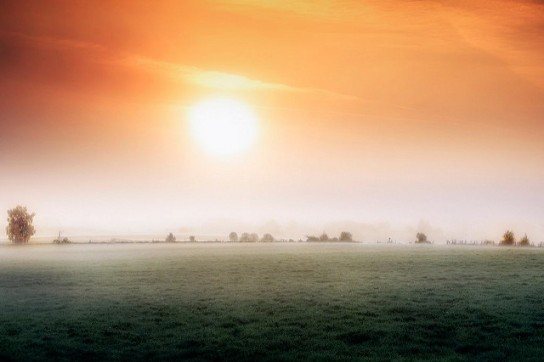 sunrise Carlo Scherer Flickr