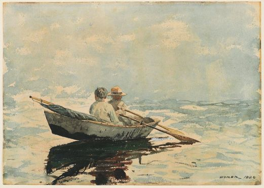 Rowboat Winslow_Homer_-1024px wiki